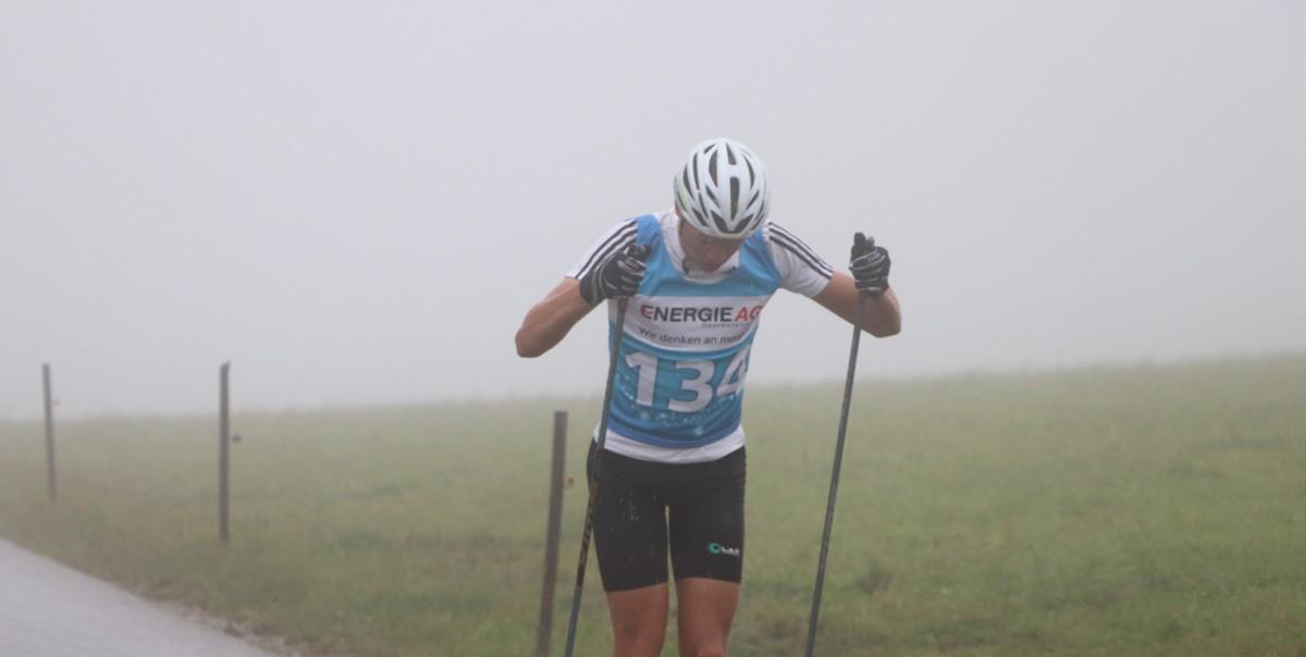 Erfolgreicher Skiroller-Landescup in Eidenberg